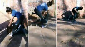 Brutal ataque de una alumna a otra en Misiones