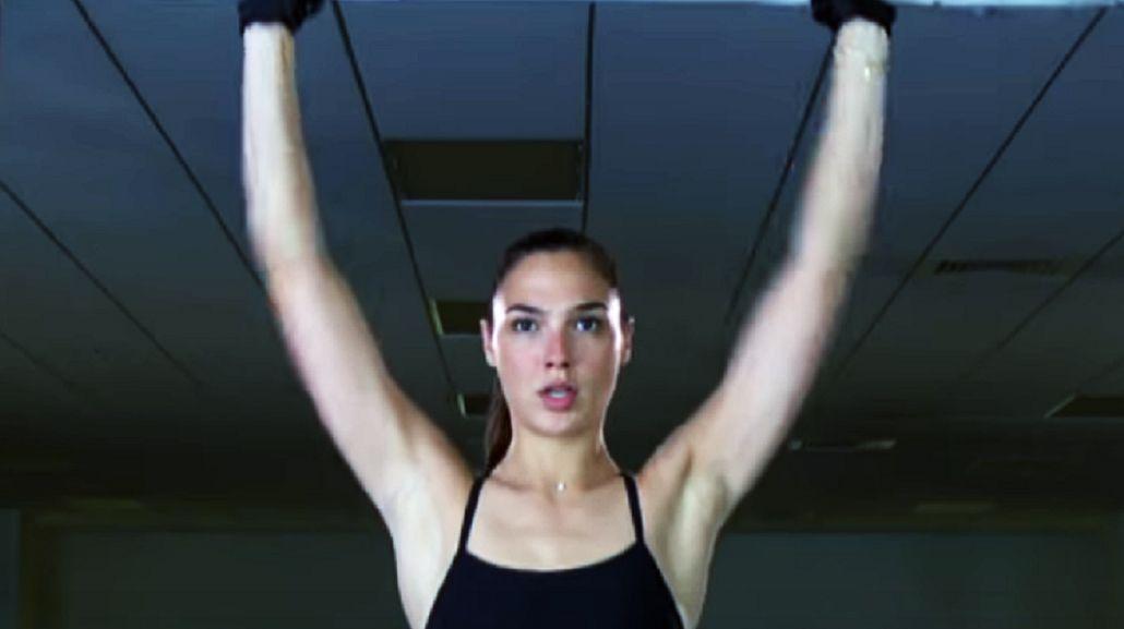 El exigente entrenamiento de Gal Gadot, protagonista de Wonder Woman