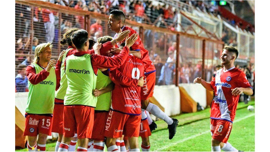 Argentinos vuelve a Primera