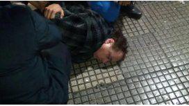 La detención de La Tota Santillán
