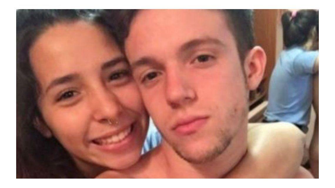 Oriana y Joaquín se divirtieron en las redes sociales