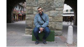 Bashar Bardo, el primer refugiado sirio en Bariloche
