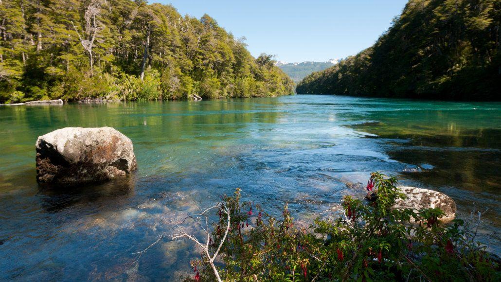 La belleza natural del parque nacional fue reconocida por la Unesco<br>
