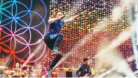 Coldplay en la Argentina