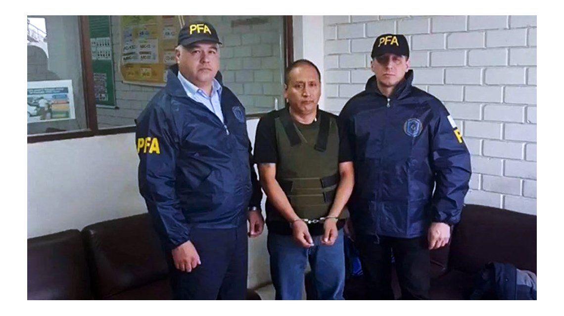 Ruti fue extraditado