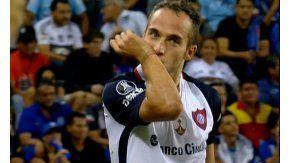 Belluschi abrió el marcador en Ecuador