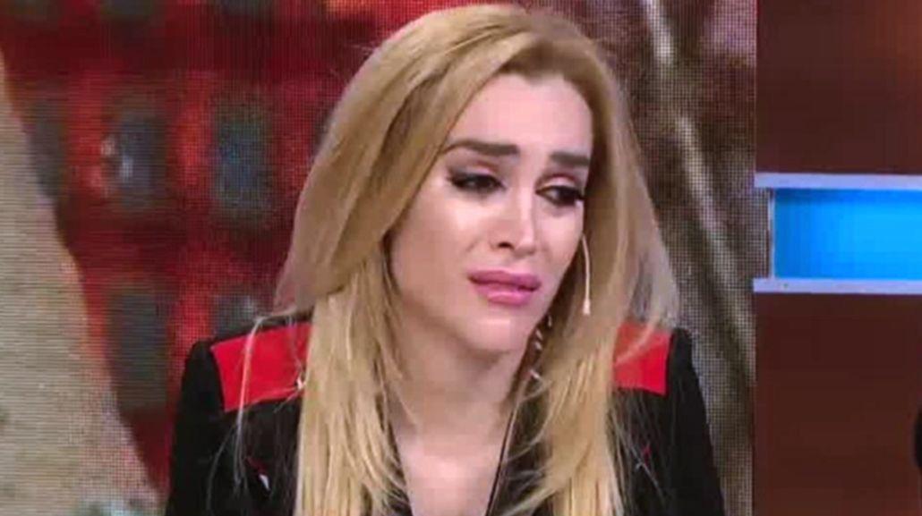 Fátima Florez lloró por el conflicto con Antonio Gasalla