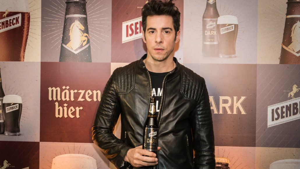 Esteban Lamothe probó la nueva Dark de Isenbeck