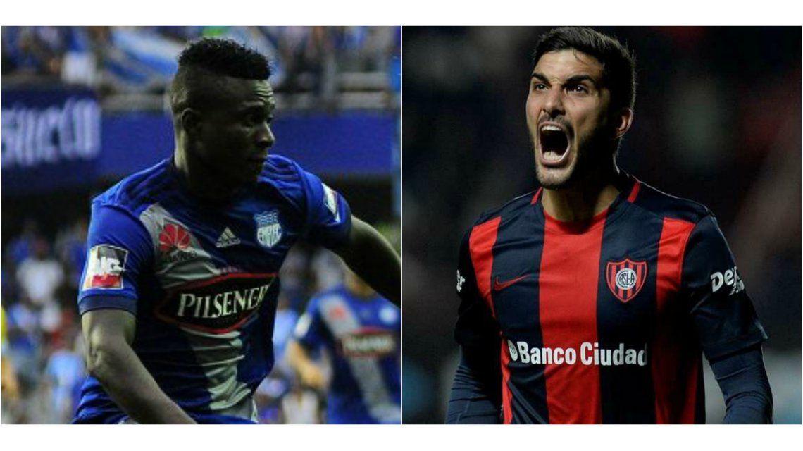 Emelec vs. San Lorenzo
