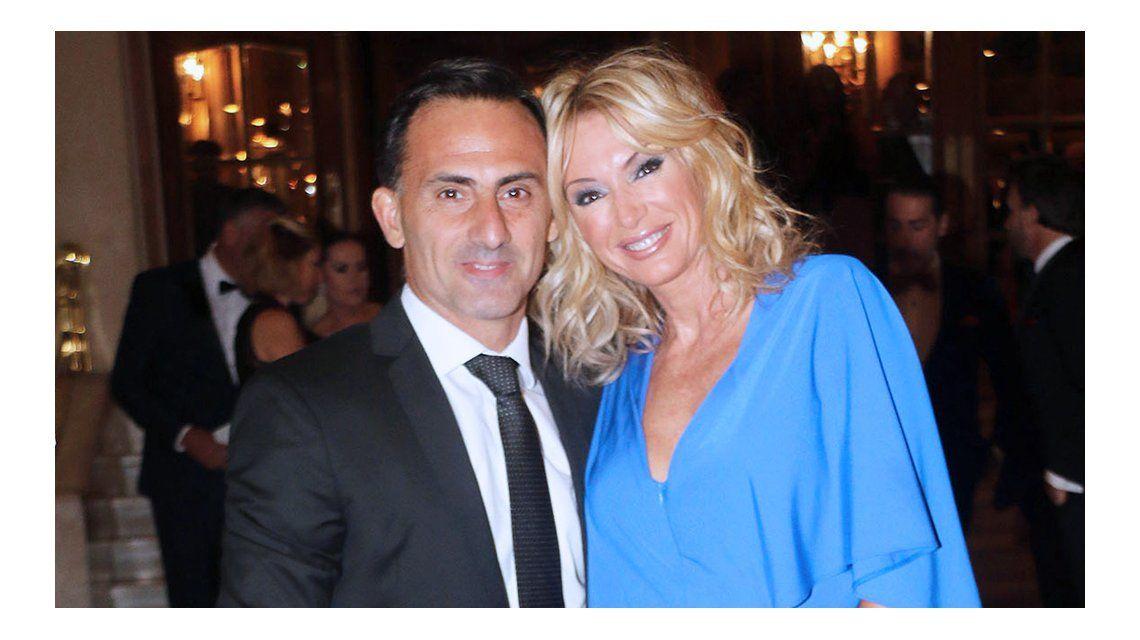 Diego y Yanina Latorre siguen juntos