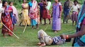 Las mujeres castigaron al violador