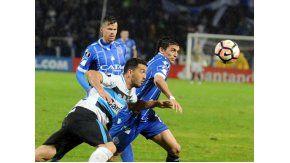 Godoy Cruz no pudo con Gremio en Mendoza