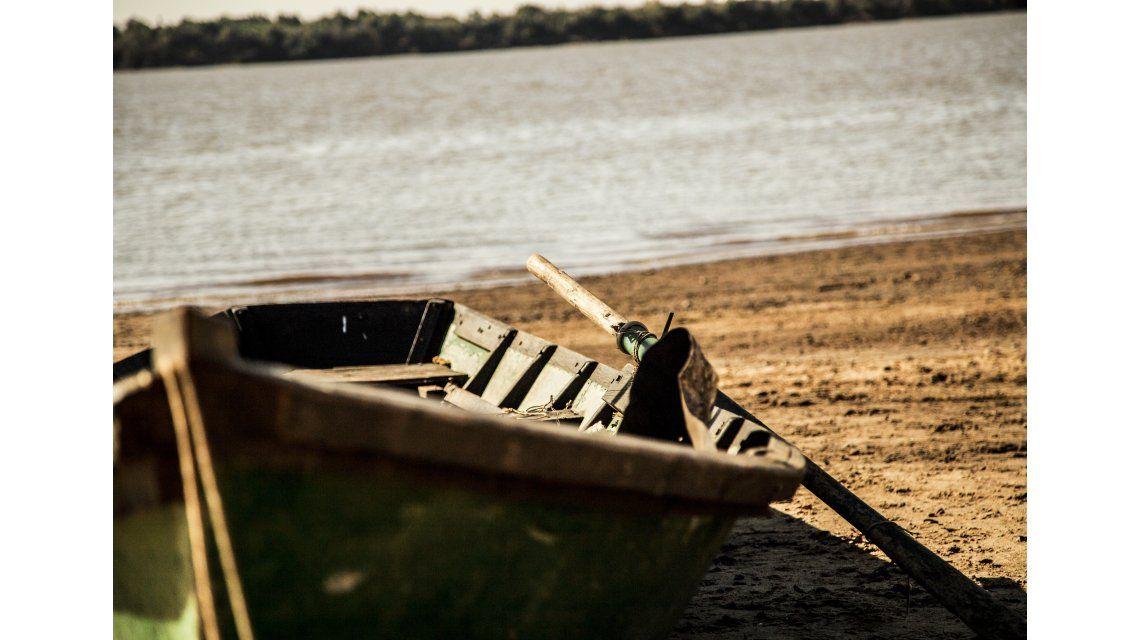 Un poco de senderismo por el río Uruguay
