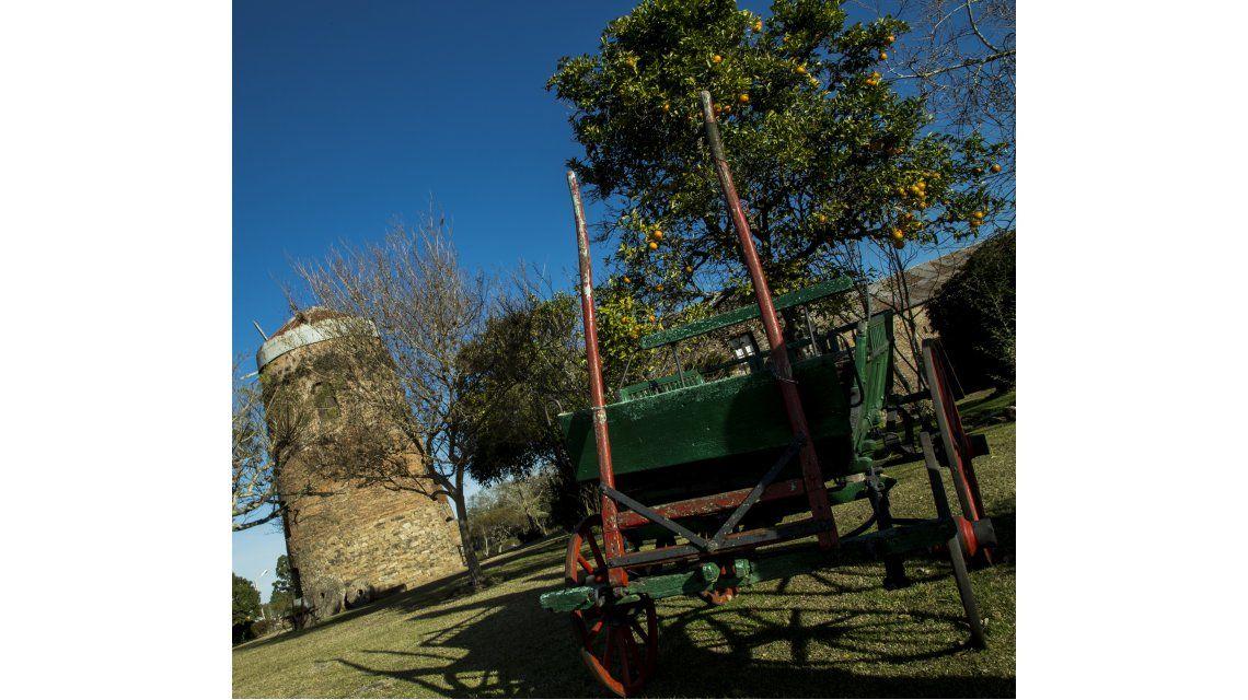 Un paseo por el molino Forclaz