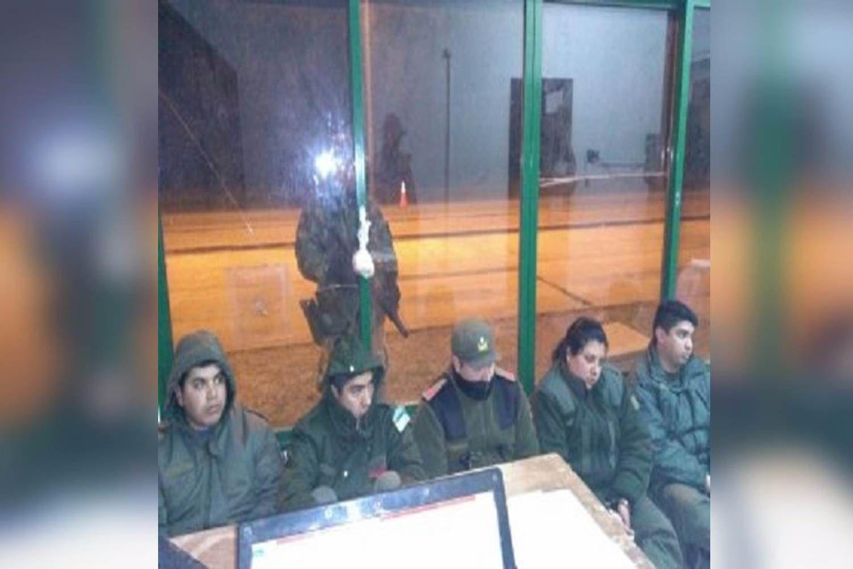 Detuvieron a cinco gendarmes acusados de cobrar coimas