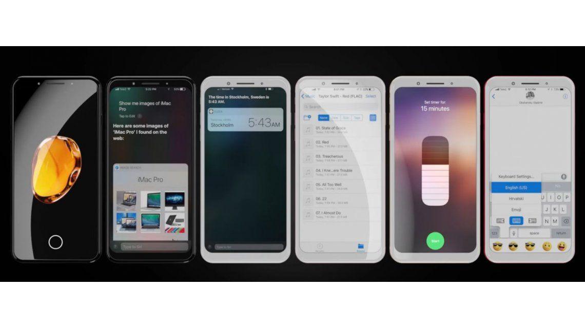 Todos los rumores sobre el nuevo iPhone