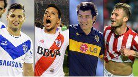 Zárate, Vangioni, Medel y Fernández...¿volverán a los clubes que los vieron brillar?