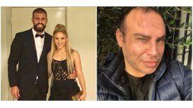 Shakira le canceló el trabajo a un estilista argentino