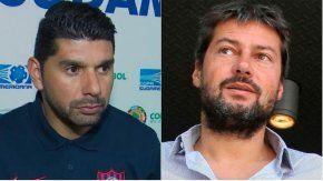 Lammens culpó a Ortigoza por su salida de San Lorenzo
