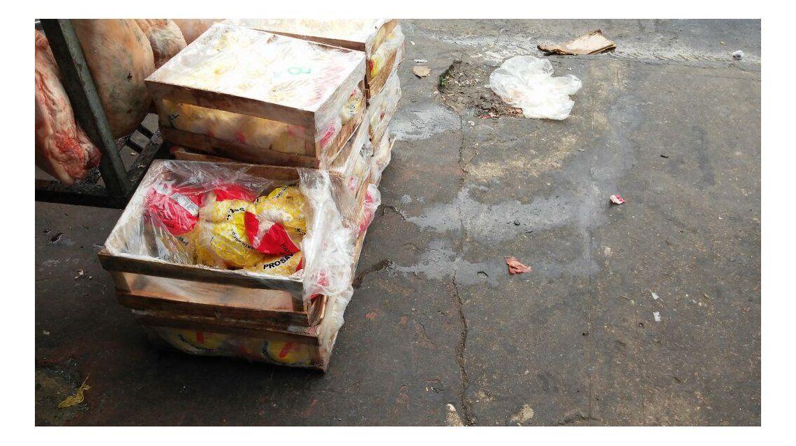Clausuran frigorífico que vendía carne no apta para el consumo