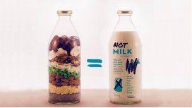 NotCo, la compañía que crea leche, queso y mayonesa sin productos animales