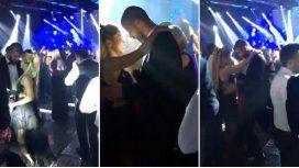 EL baile sexy de Shakira y Gerard Piqué