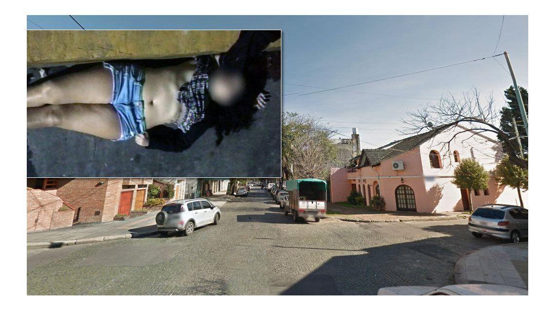 La joven que tiraron de un auto en Villa Devoto era una mula narco