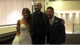 VIDEO: el llanto de Antonela con la canción de Abel Pintos en plena boda