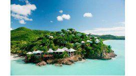 Antigua y Barbuda, el lugar donde se van de luna de miel Lio y Antonella Roccuzzo