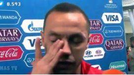 Marcelo Díaz comparó su error en la final ante Alemania con una tragedia familiar