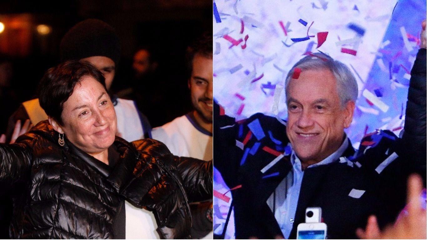 Piñera y Beatriz Sánchez serán candidatos a la presidencia en Chile