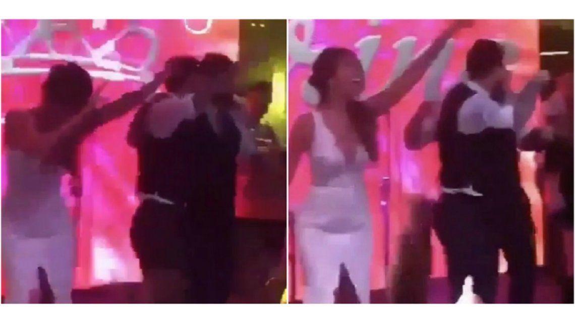 El bailecito de Antonela Roccuzzo