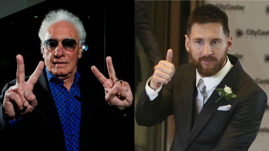 Guillermo Coppola contó por qué no estuvo en el casamiento de Messi y Antonela Roccuzzo