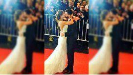 Messi y Antonella ya son marido y mujer