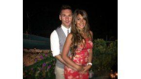 Mirá el particular detalle de la libreta de casamiento de Messi y Antonella