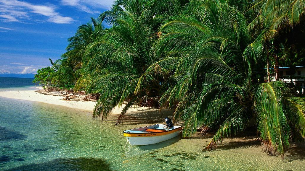 La costa caribeña también es rica