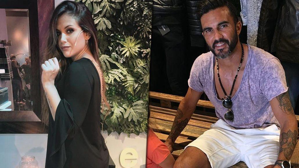 Barbie Vélez y Fabián Cubero