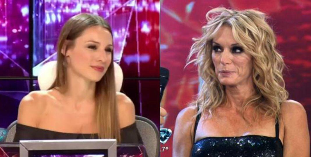 Pampita cruzó a Yanina Latorre: Espero que esto te cambie el corazón