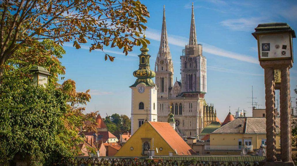 La catedral de Zagreb