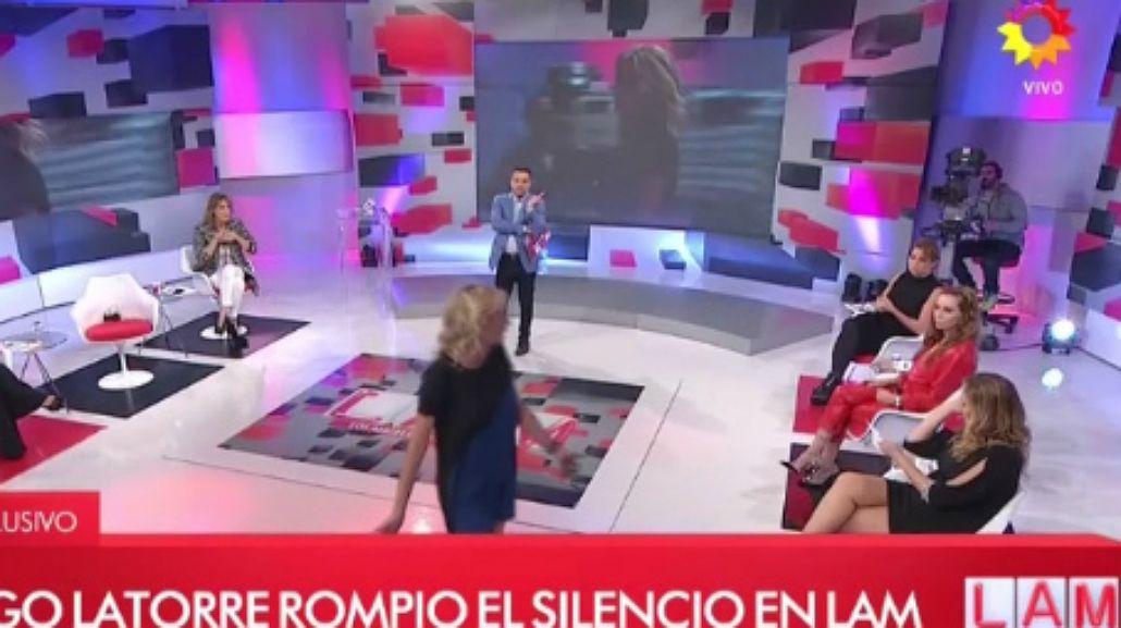 Yanina Latorre se va del programa