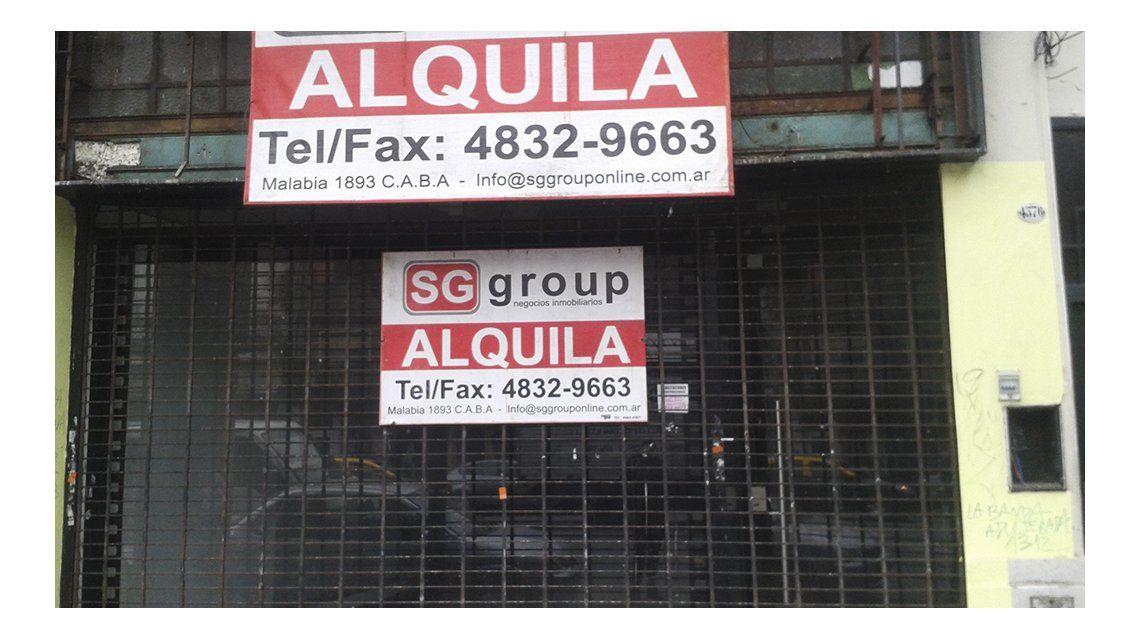 Local en alquiler en avenida Córdoba 4.376