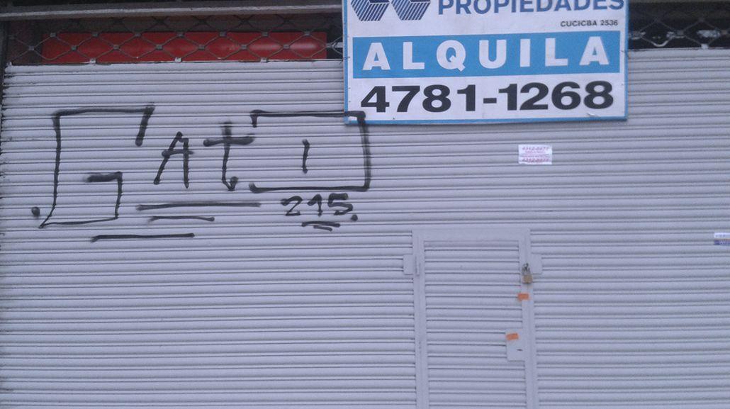 Avenida Córdoba 4.357