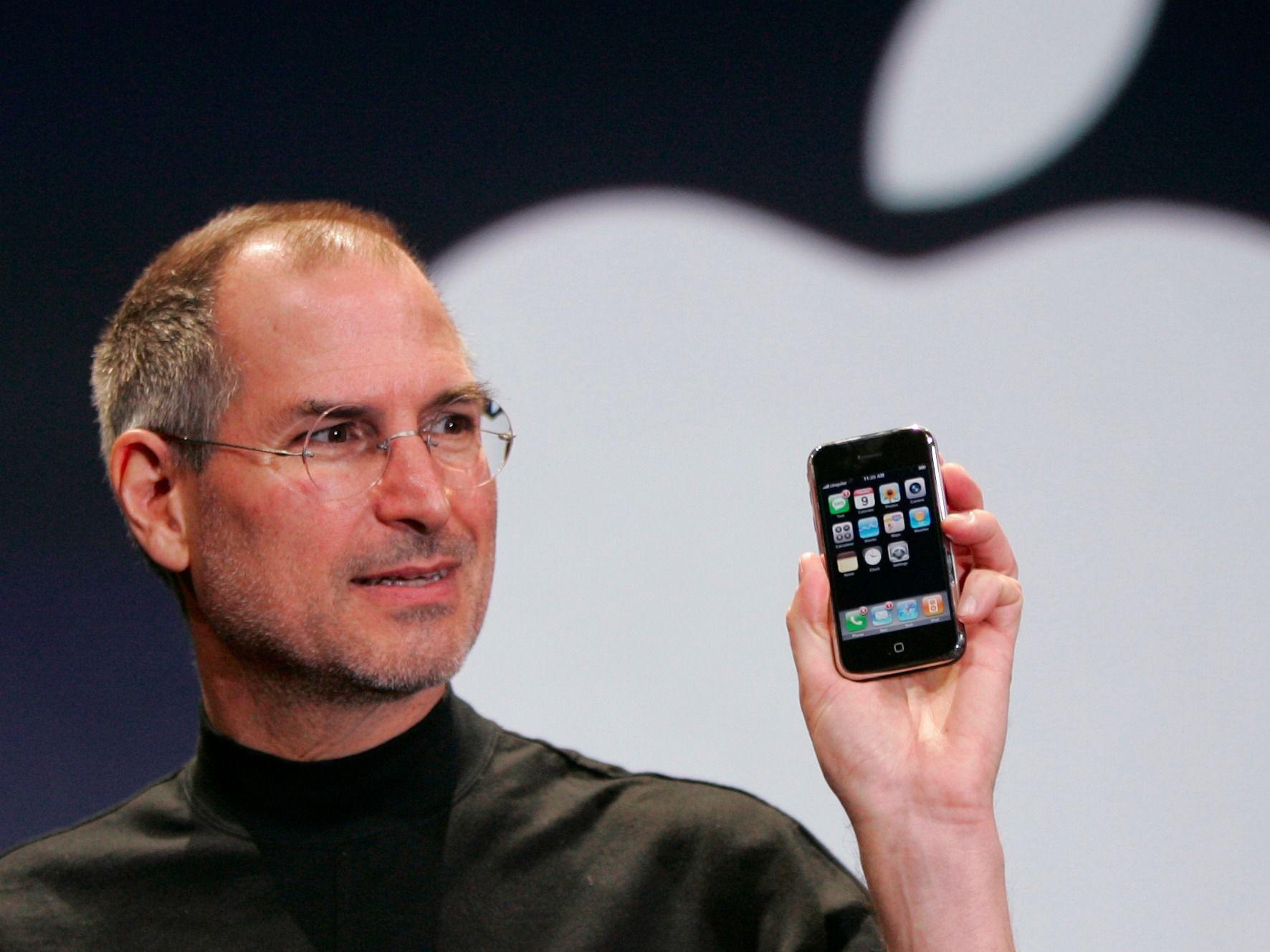 A 10 años del primer iPhone
