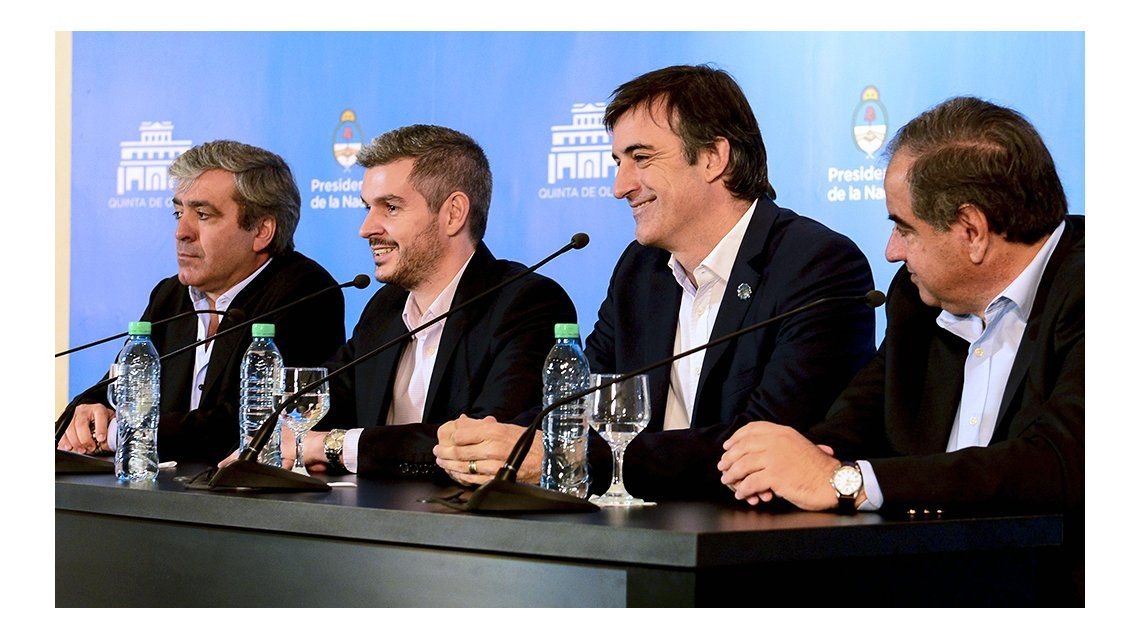 Esteban Bullrich, José Cano y Julio Martínez dejarán el Gobierno el 14 de julio