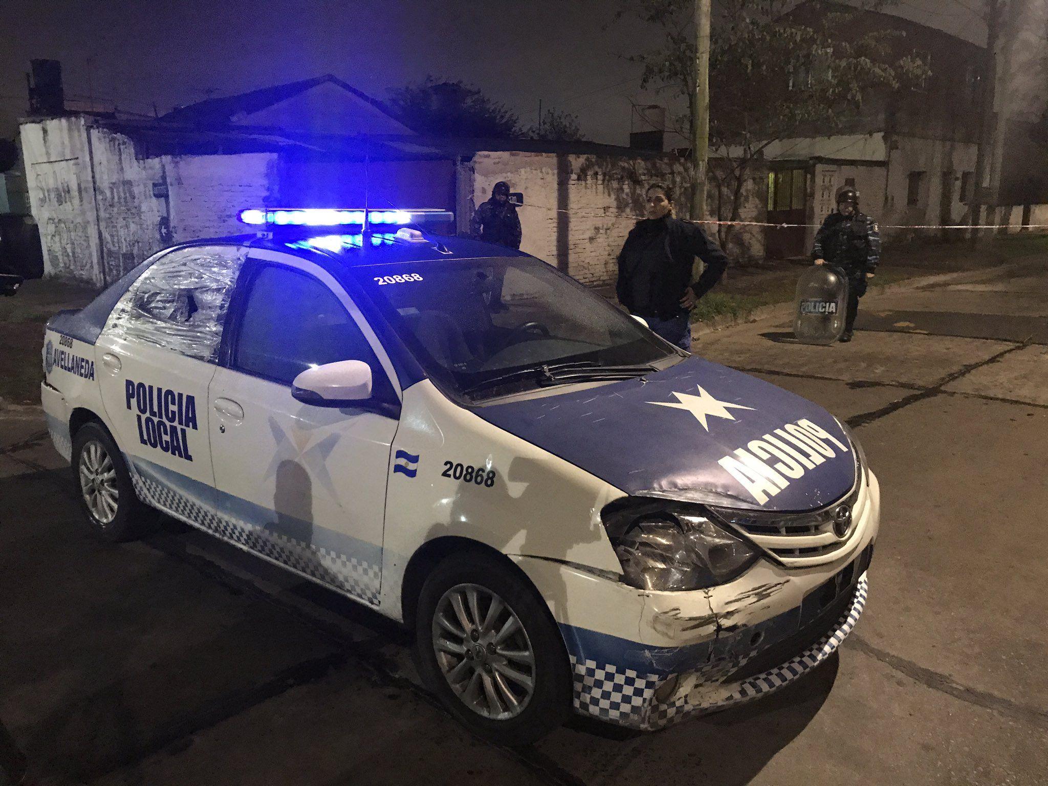 Asesinato en Avellaneda