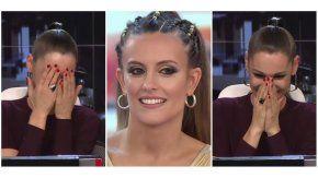 Pampita, avergonzada frente a Melina Lezcano