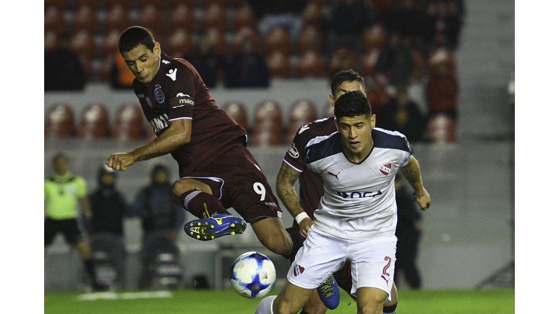 Independiente quedó a solo un gol de la Copa Libertadores