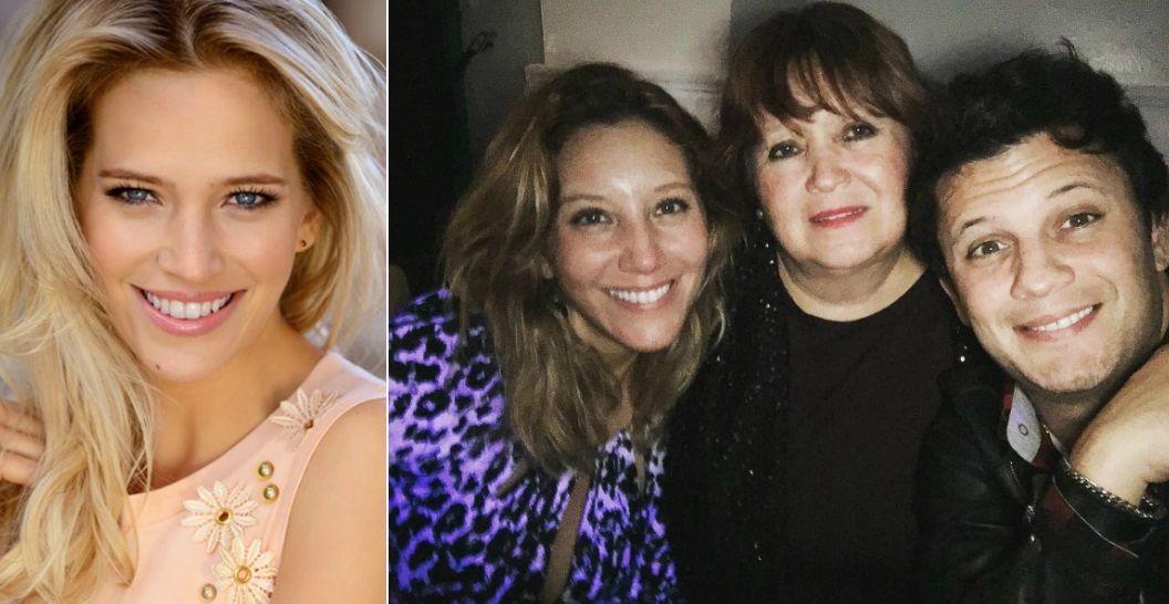 El descargo de la hermana de Luisana Lopilato tras el escrache a la peluquería