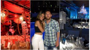 El próximo 30 de junio, Antonella y Lio celebran su casamiento