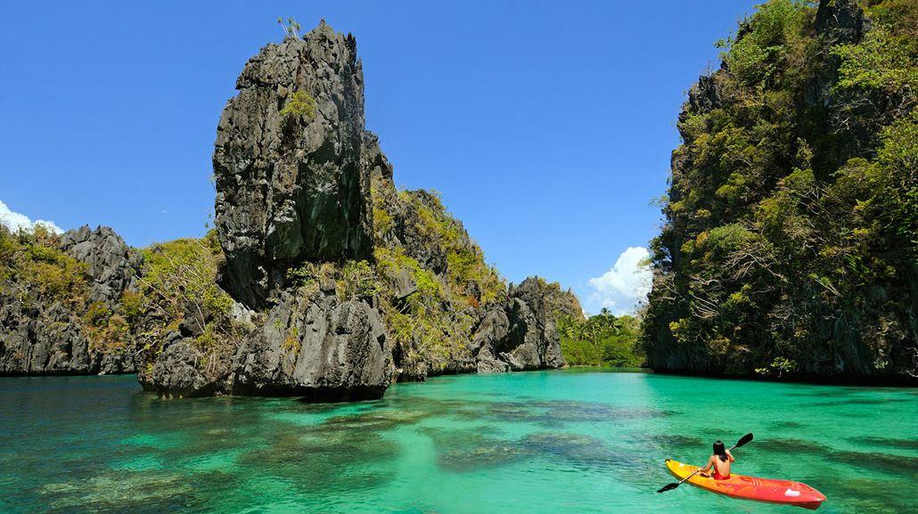 Las cinco mejores playas del Sudeste Asiático